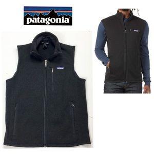 Patagonia Better Sweater Fleece Vest Black